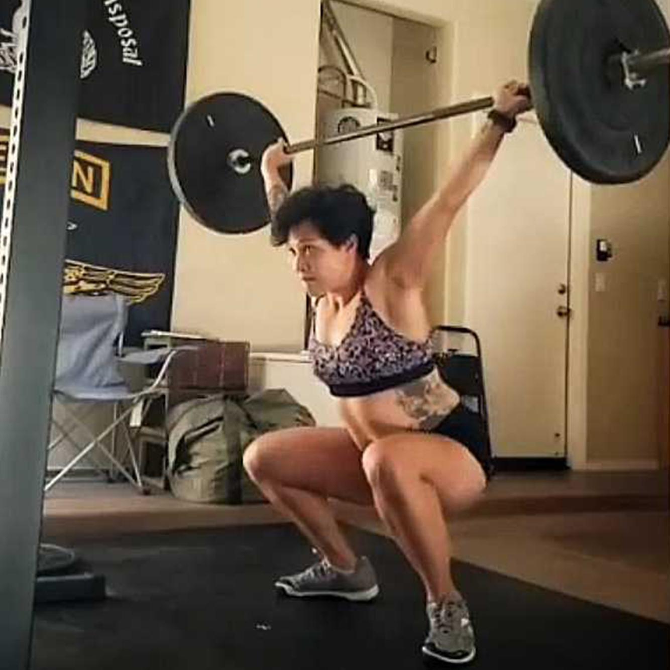 Emily Jorgensen Trainer at Crossfit North Phoenix