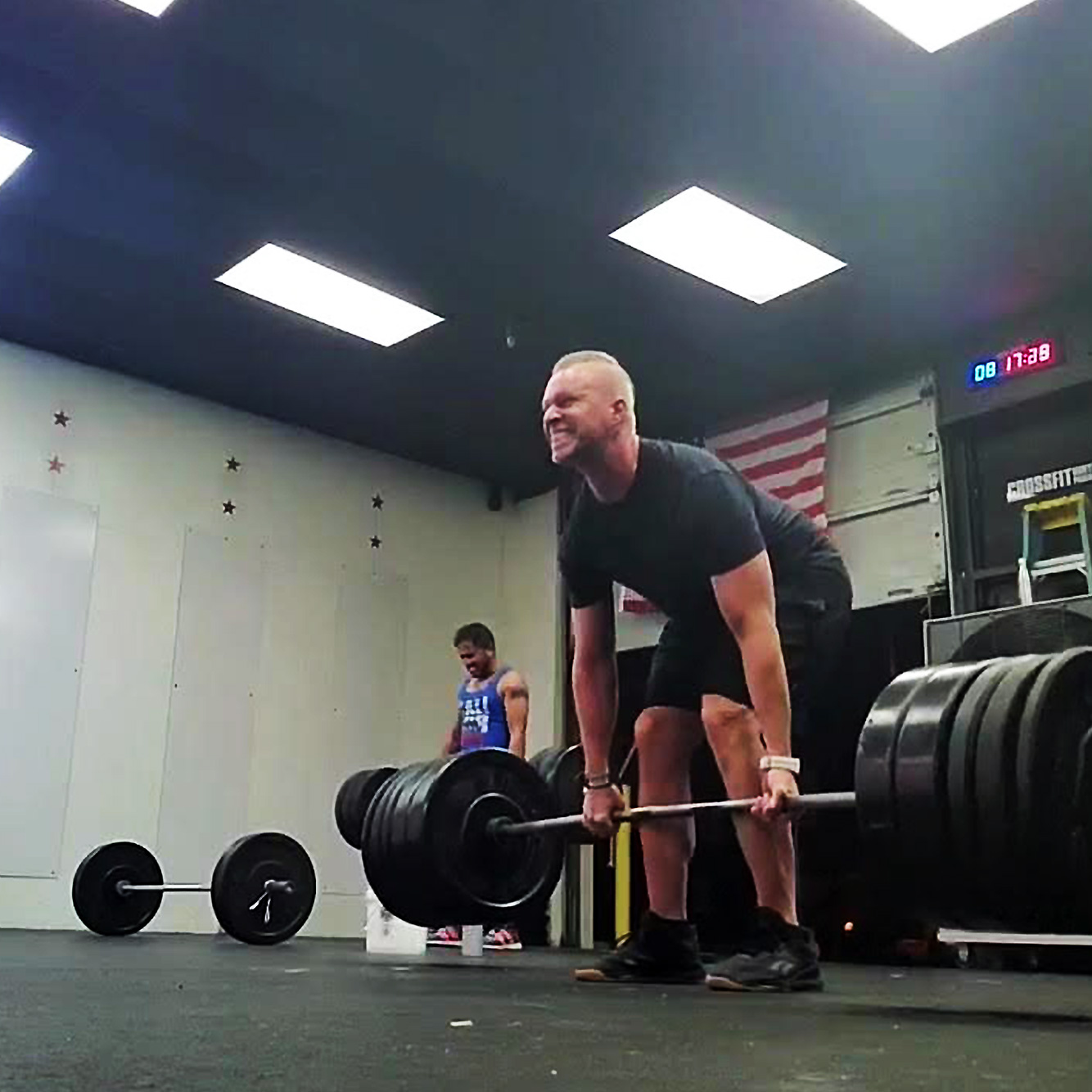 Jason Archer Crossfit North Phoenix at HardWodder One