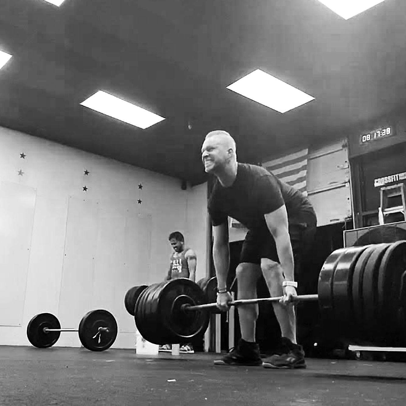 Jason Archer is a Trainer at Crossfit North Phoenix